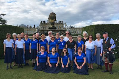 Castle Howard team